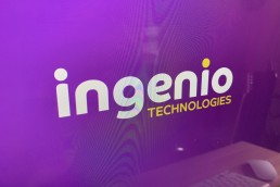 Ingenio Technologies Logo Design