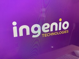 Ingenio Technologies Logo Design