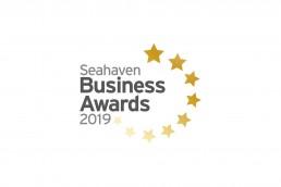 Seahaven Business Awards Logo Design