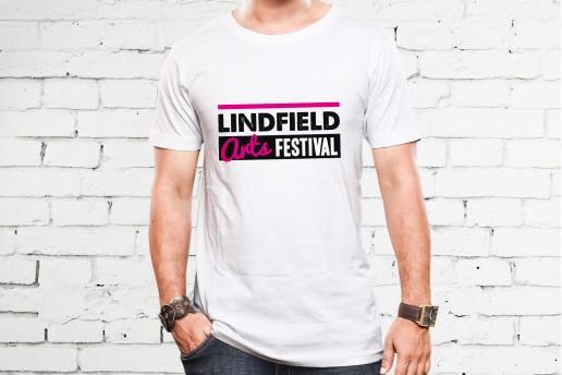 Lindfield Arts Festival Programme Design
