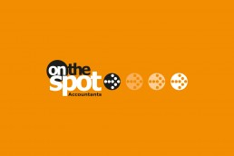 On The Spot Accountants Branding Logo Design