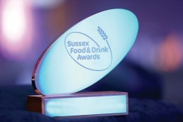 Sussex Food & Drink Awards Design and Branding