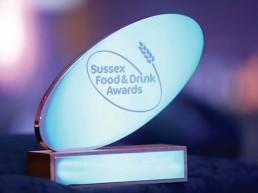 Sussex Food & Drink Awards Design and Branding