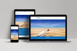 Website Design for Chimera Communications