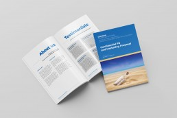 Brochure design in Sussex