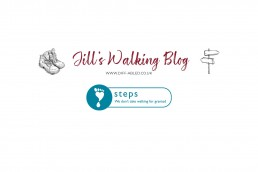 Jill's Walking Blog