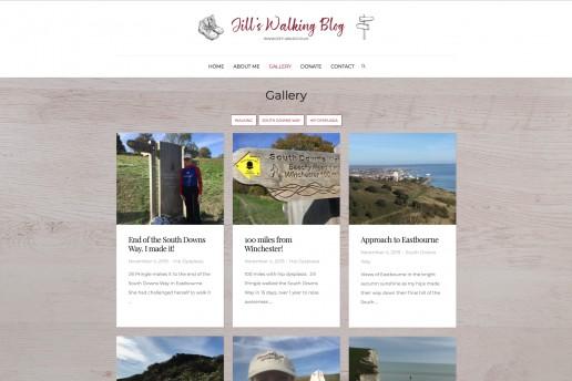 Blog website design Surrey