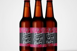 Craft beer label design Surrey Sussex