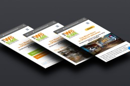 Mobile website design Brighton Sussex