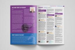 Brochure design in Surrey and Sussex