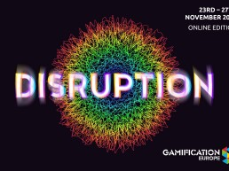 Gamification Europe Disruption Conference